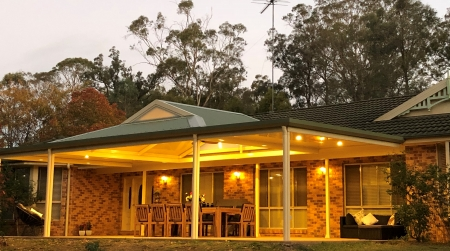 Outback Curved Roof